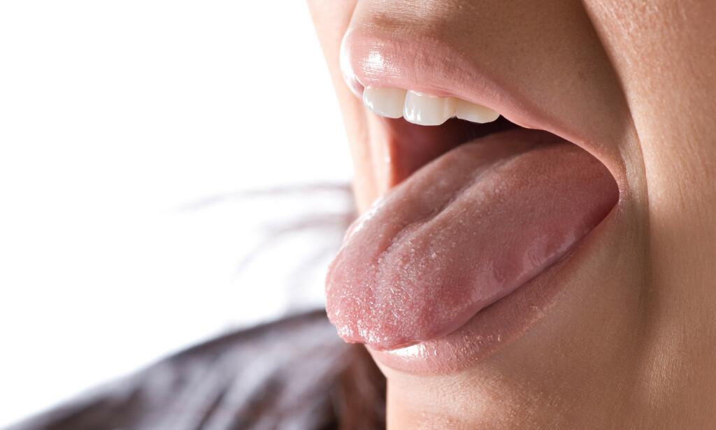 DÅRLIG ÅNDE: Mange er ikke klar over at de har dårlig ånde. Foto: Shutterstock / NTB Scanpix