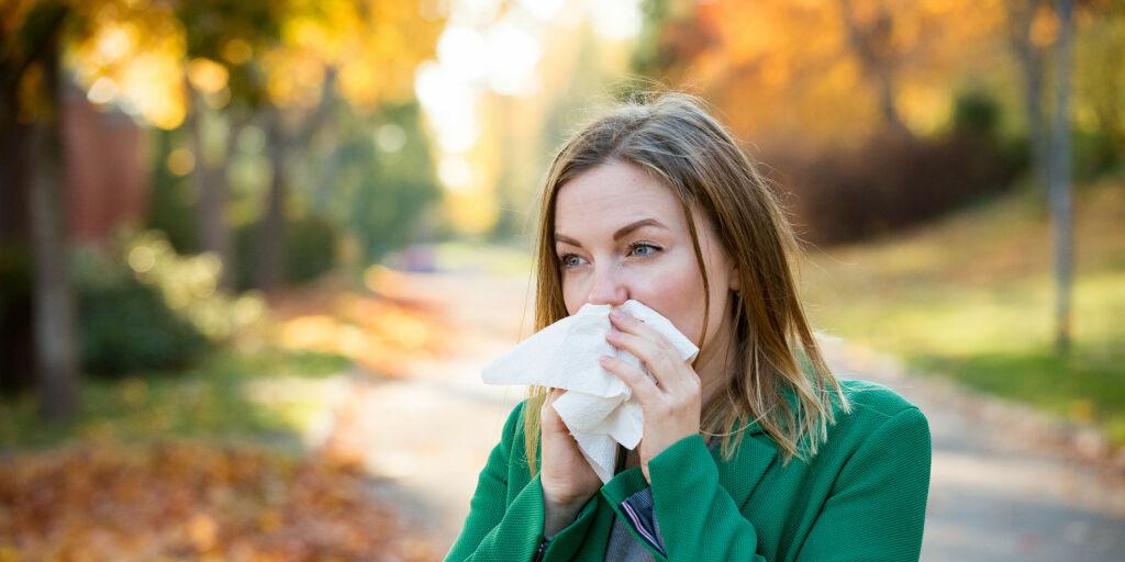 image: Hvorfor nyser man?