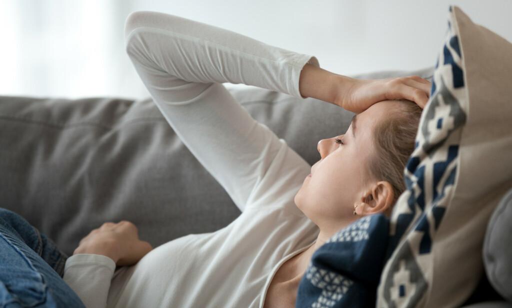 ME: Sykdommen kjennetegnes av utmattelse. Foto: Shutterstock / NTB Scanpix