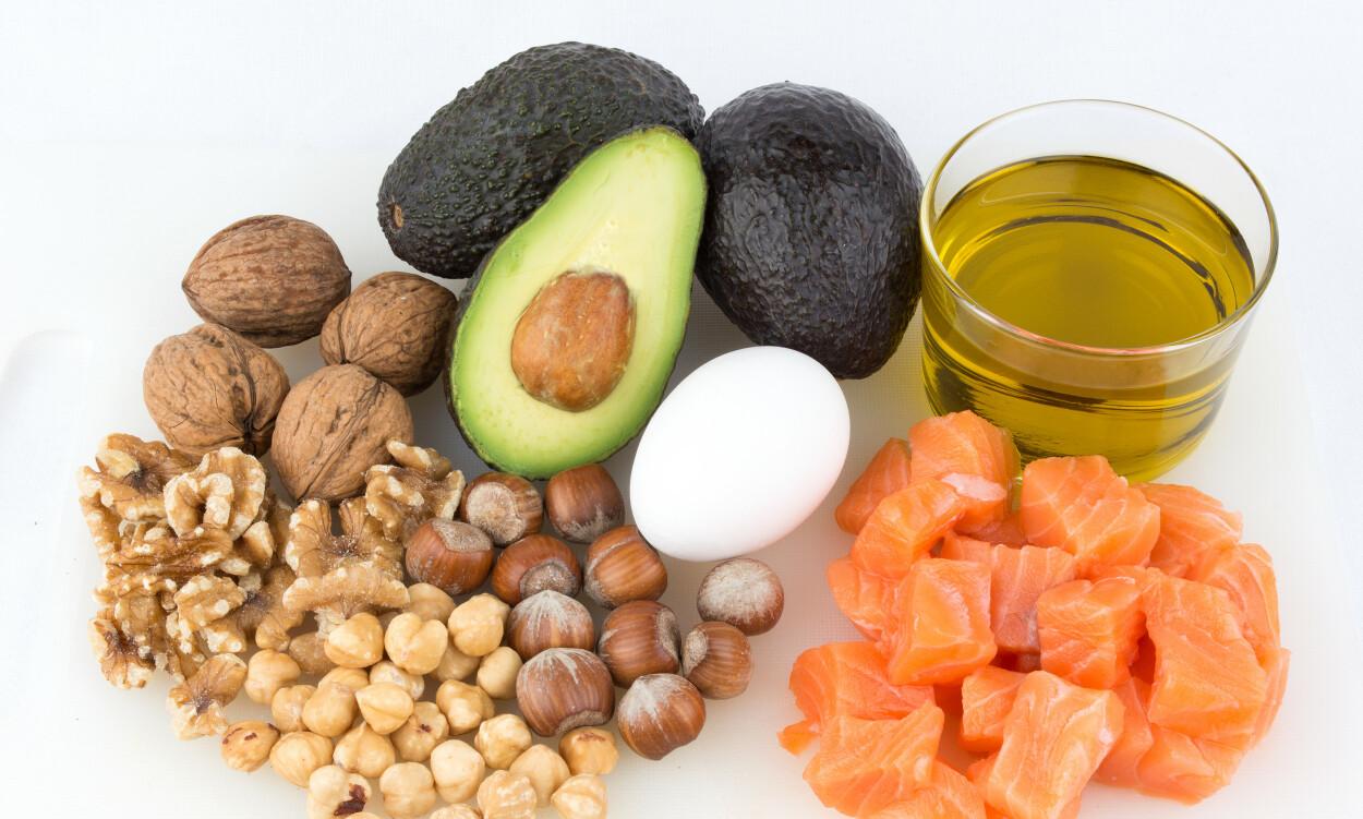 LAVERE KOLESTEROL: Ved å være bevisst på hva du spiser, kan du redusere kolesterolet i blodet. Foto: Shutterstock/NTB Scanpix