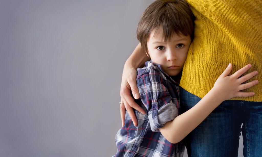 BARN: Så langt virker det som barn ikke blir like syke av coronaviruset som voksne. Foto: Shutterstock / NTB Scanpix