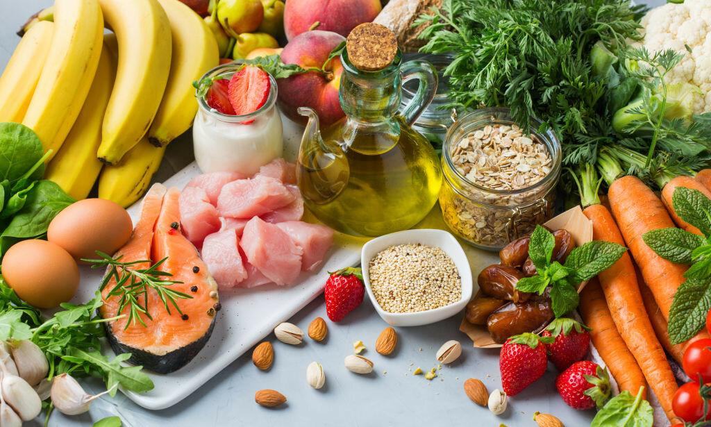 DASH-dietten er utviklet for å senke blodtrykket. Foto: NTB Scanpix / Shutterstock