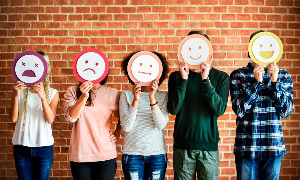 SYMPTOMER: Regulering av følelser, impulskontroll, mellommenneskelige relasjoner og mangel på fleksibilitet er de områdene mange med personlighetsforstyrrelser har problemer innenfor. Foto: NTB Scanpix/Shutterstock