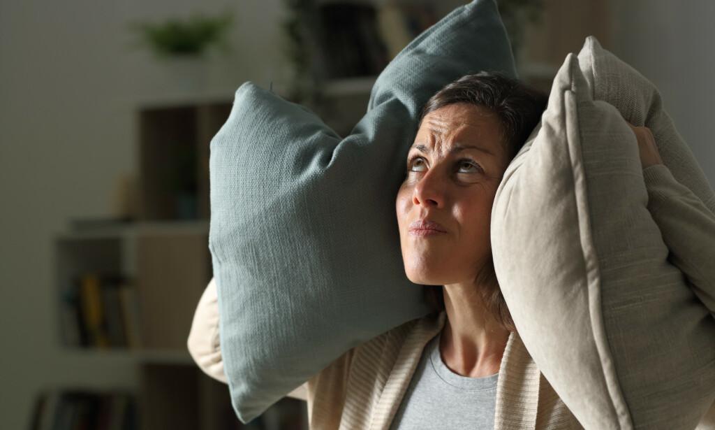 STØY: Støy defineres som uønsket lyd. Foto: Pheelings media / Shutterstock / NTB