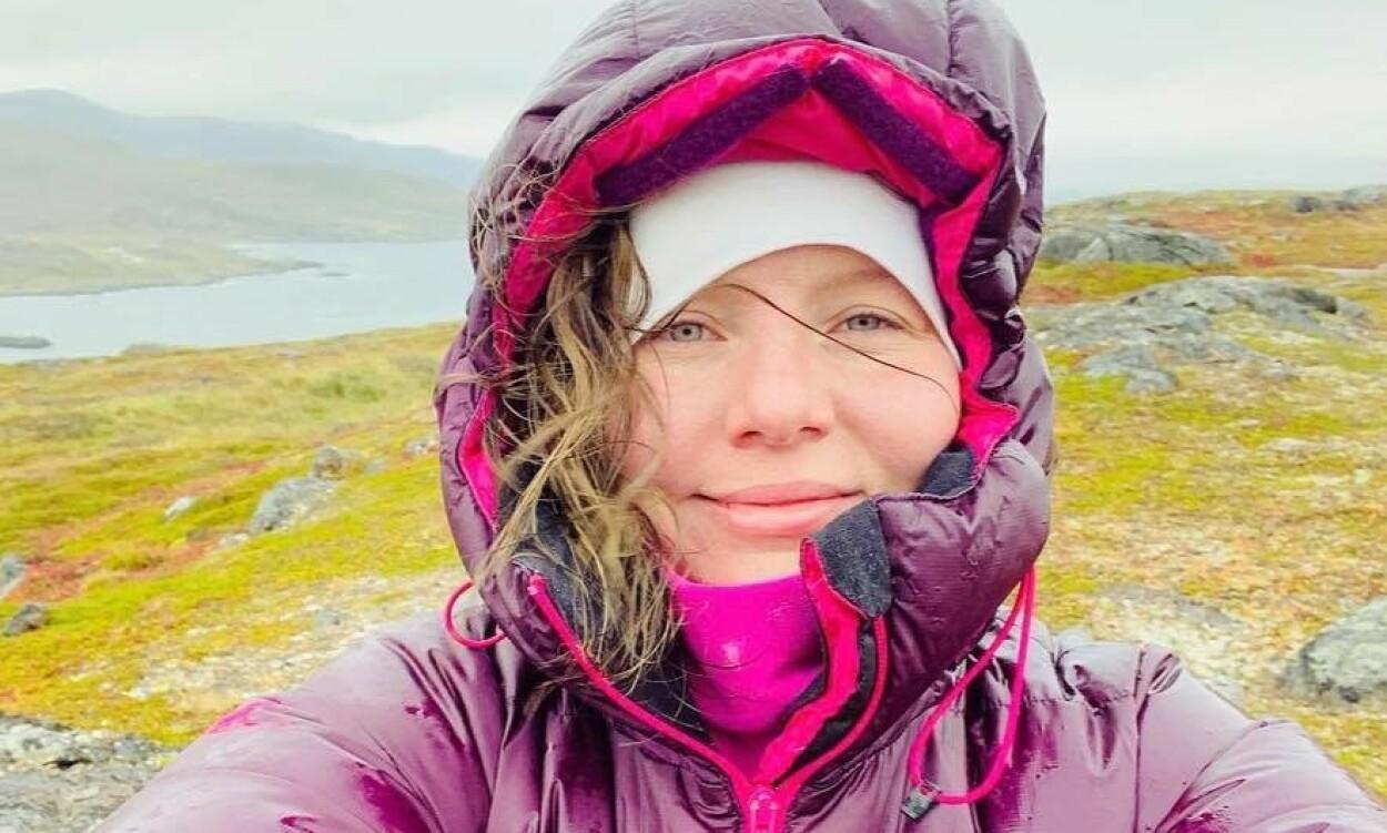 EN KAMP FOR Å FÅ HJELP: May Linn Aaslie (33) forteller hun ble alvorlig syk etter flåttbitt. Foto: Privat