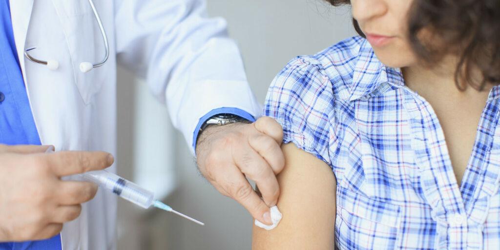 image: Bivirkninger 3 uker etter influensavaksine?
