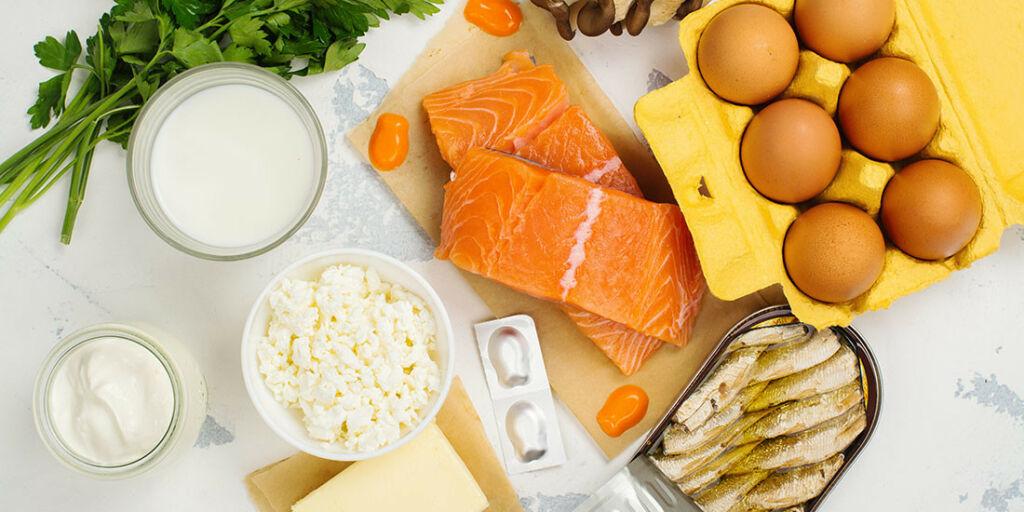 image: Hvordan kan jeg få opp D-vitaminnivåene mine?