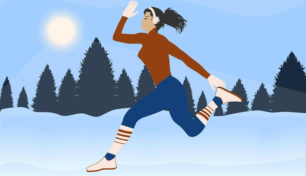 image: Kan jogging hindre at jeg kan bli gravid?