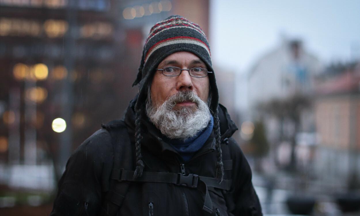 KLINEFELTERS SYNDROM: Bjørn Føyn Jespersen (58) forteller hvordan det er å leve med Klinefelters syndrom (XXY syndrom). Foto: Ida Bergersen