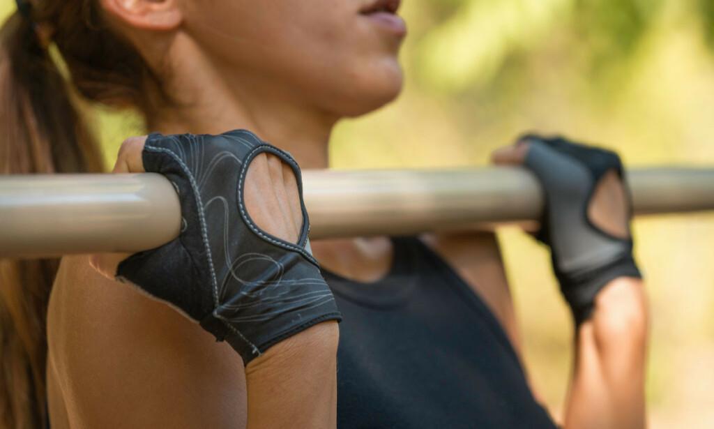 HARD TRENING: Enkelte øvelser og idretter - som overdreven og feil utøvelse av crossfit kan øke risikoen for rabdomyolyose. Foto: Microgen / Shutterstock / NTB