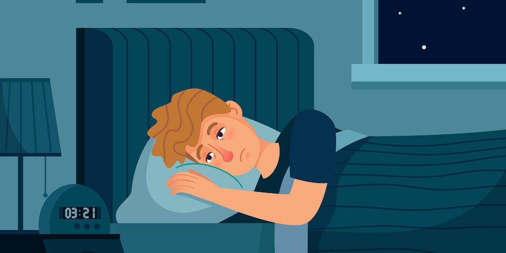 image: Jeg våkner hver natt ved 2-3 tiden