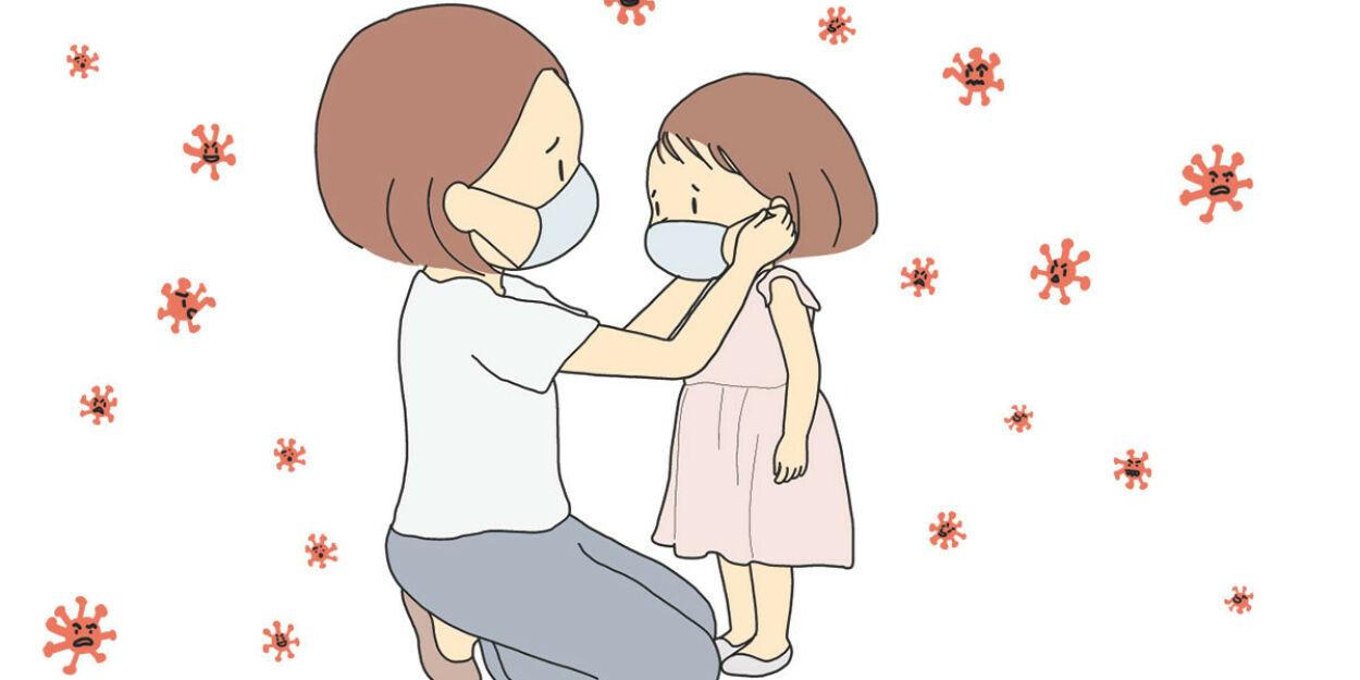 image: Hvorfor får jeg så ofte infeksjoner, spør småbarnsmor