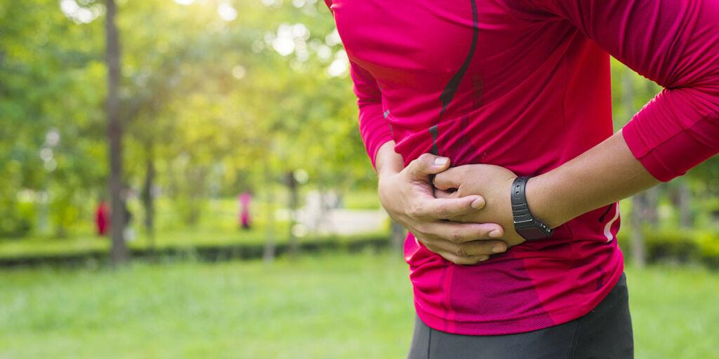 image: Smerter i lysken etter styrketrening. Brokk?
