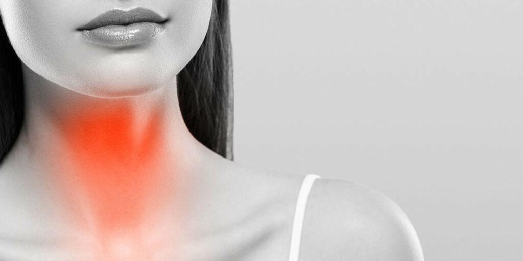 image: Følelse av klump i halsen, men ØNH-lege fant ingenting