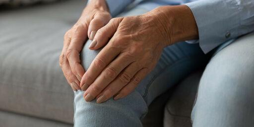 image: Halvparten av oss vil utvikle artrose
