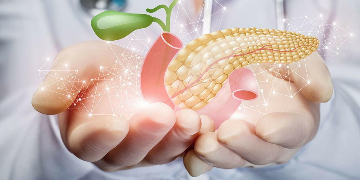 image: Cyste i bukspyttkjertelen kan ha flere årsaker, men er sjelden farlig