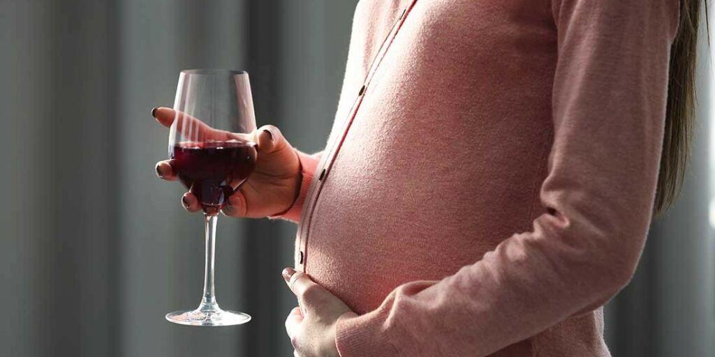 image: Ønsker å bli gravid, hva med alkohol?