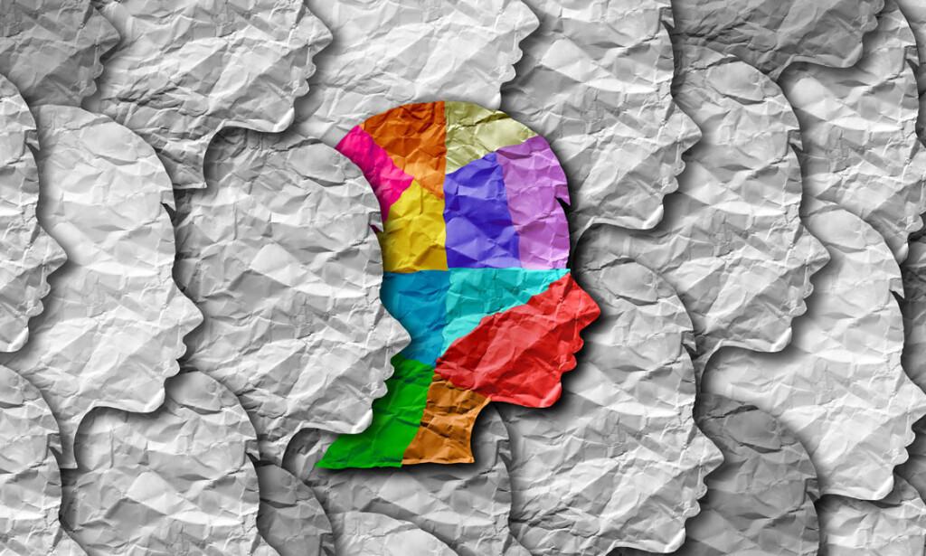 DIAGNOSEN ADHD: Mennesker med ADHD er like ulike som mennesker uten ADHD, men det er en del symptomer som går igjen. Illustrasjon: Lightspring / Shutterstock / NTB