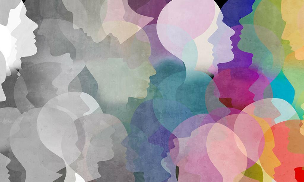 VARIANTER AV ADHD: Er ikke en ensartet diagnose, men kan ha forskjellige symptomer. Illustrasjon: Lightspring / Shutterstock / NTB